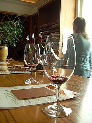 Clos du Val Tasting Room
