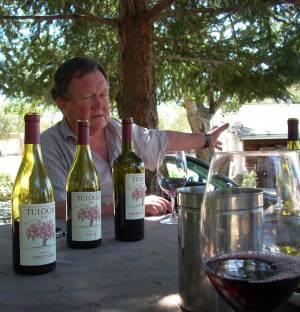 Tulocay Bill and Wine