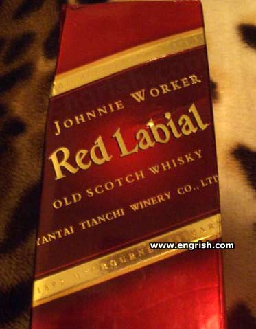 Red-labial